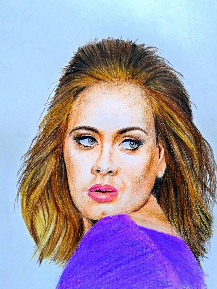 Adele by linshyhchyang